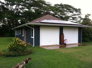 Guest house in Kauai